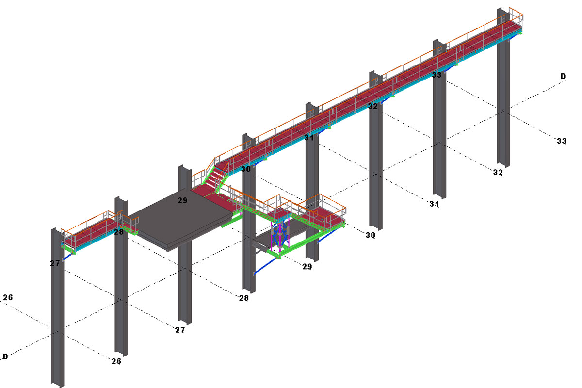 Hertiage-Dry-end-Crane-access-platform